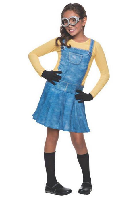Girls 4-6x Minions Movies: FeBoys Minion Costume