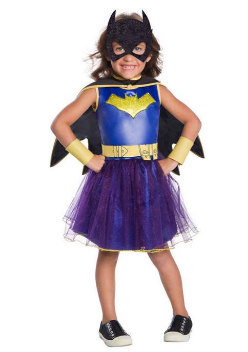 Rubie's Girls 4-6x Batgirl Deluxe Costume