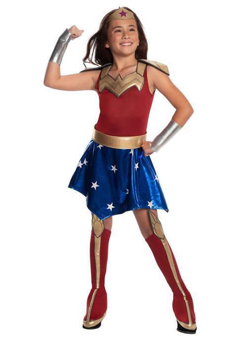 Rubie's Girls 4-6x DC Super Hero Wonder Woman