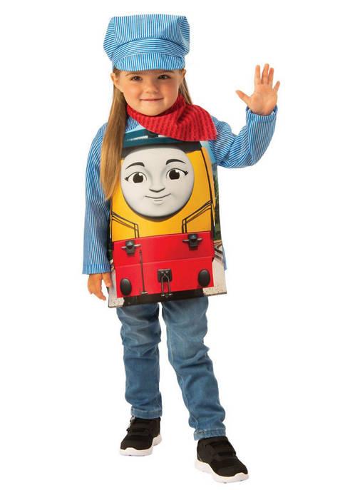 Rubie's Girls 4-6x Thomas the Tank Rebecca Costume