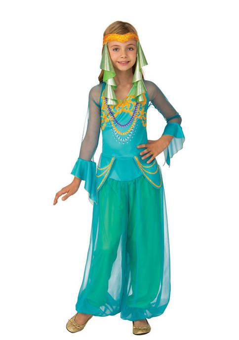 Rubie's Girls 7-16 Arabian Dancer Costume
