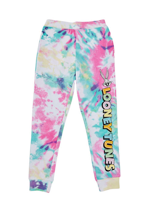 Looney Tunes™ Girls 7-16 Looney Tunes Character Joggers