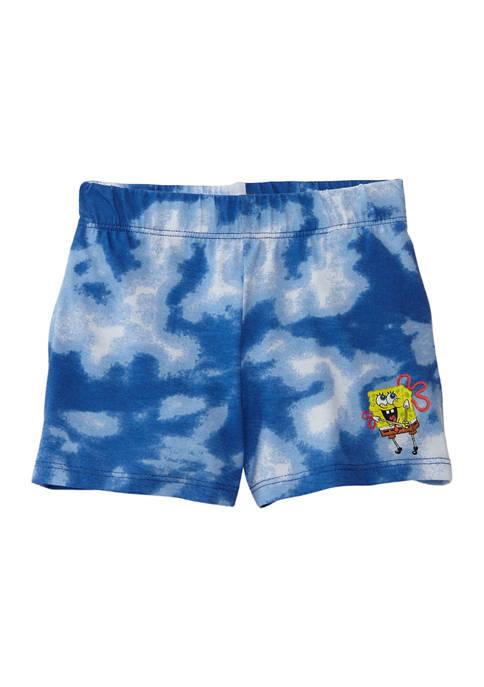 Nickelodeon™ Gils 7-16 Nautical Explorer Bike Shorts