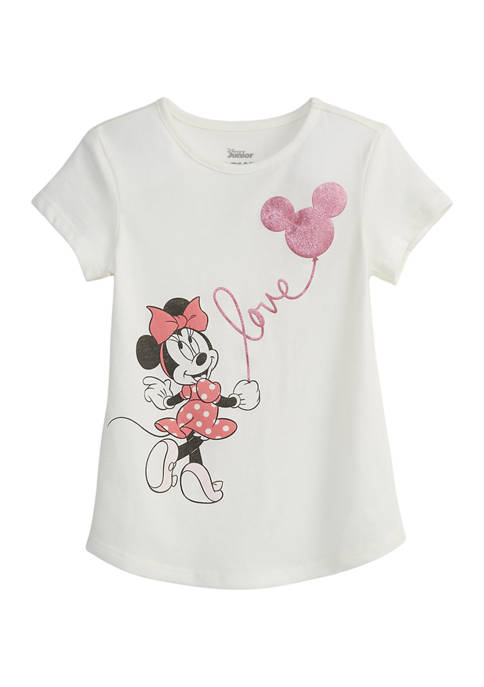 Girls 4-6x Short Sleeve Graphic T-Shirt