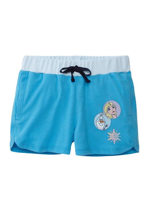 Disney® Frozen Girls 4-6x Dolphin Hem Shorts