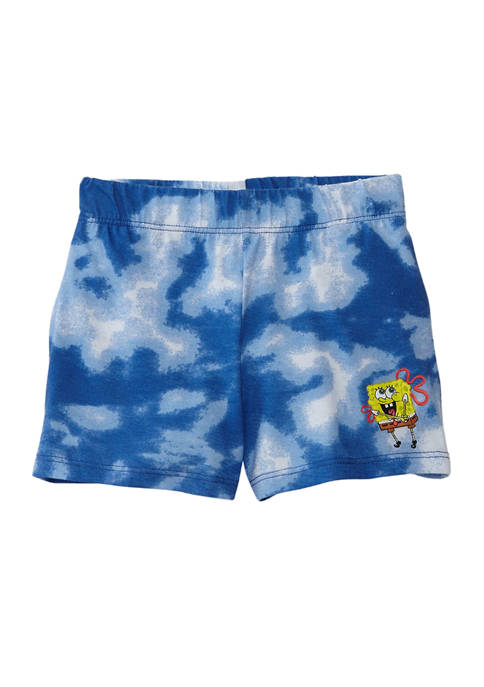 Nickelodeon™ SpongeBob™ Squarepants Girls 4-6 Tie Dye Spongebob