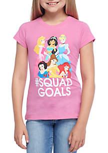 Girls 7-16 Princess Squad Tee