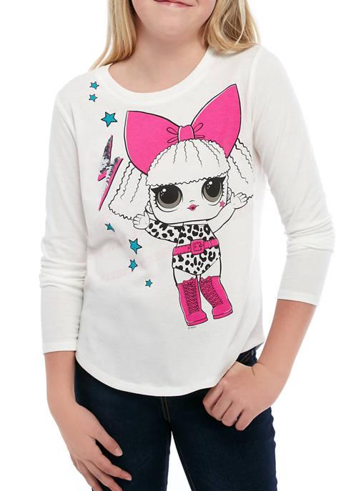 Girls 7-16 Dollface Graphic T-Shirt