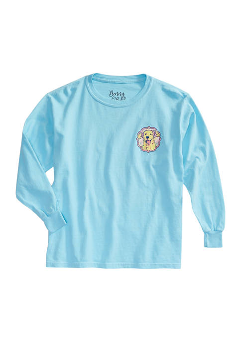 Benny & Belle Girls 7-16 Long Sleeve T-Shirt