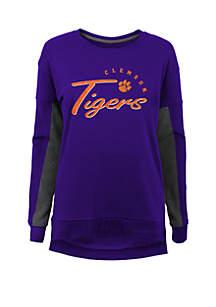 Girls 7-16 Clemson Tigers Sweatshirt