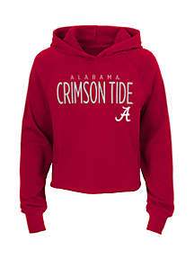 Girls 7-16 Alabama Crimson Tide Iced Out Hoodie