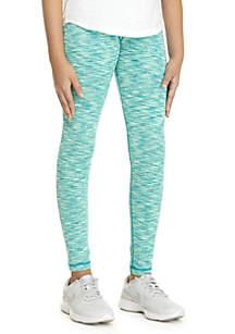 Girls 7-16 Space Dye Leggings