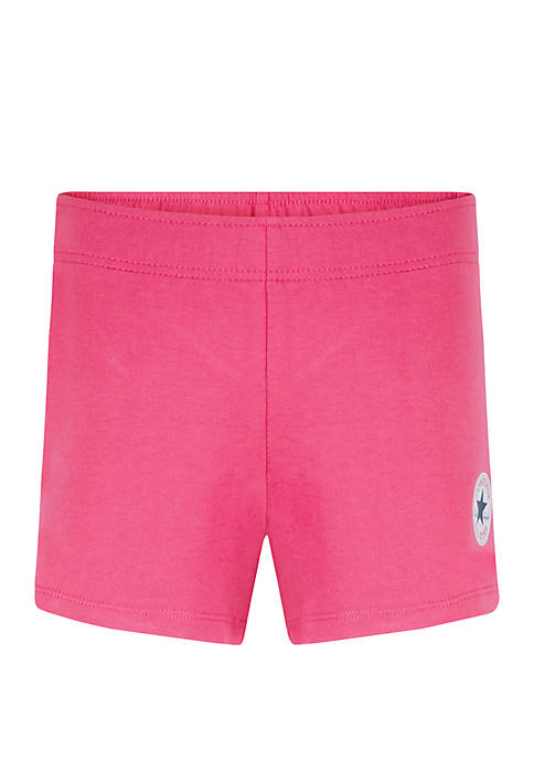 Converse Girls 7-16 Chuck Patch Shorts