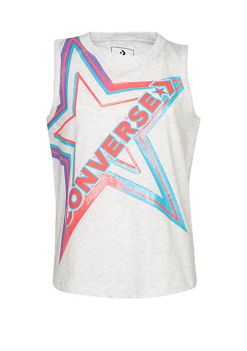 Converse Girls 7-16 Exploded Star Tank
