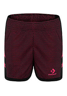 Converse Girls 7-16 Mesh Shorts