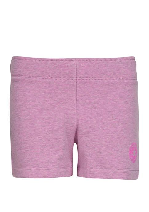 Converse Girls 7-16 Chuck Patch Overdye Shorts