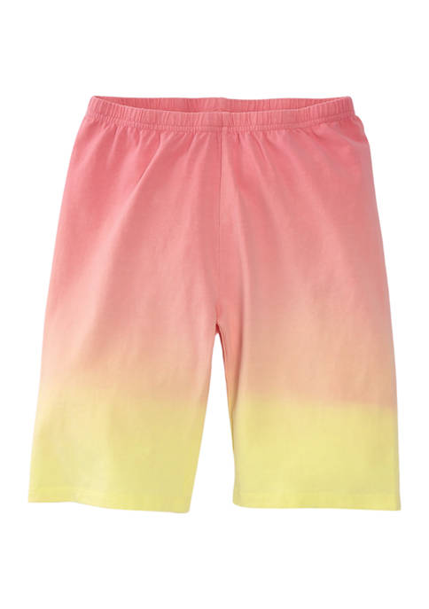 Crown & Ivy™ Girls 7-16 Bike Shorts