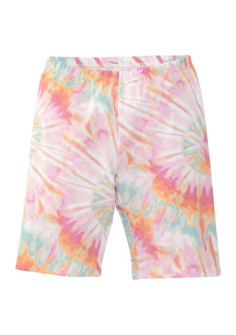 Crown & Ivy™ Girls 7-16 Bike Shorts