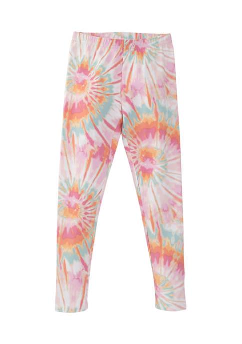Crown & Ivy™ Girls 7-16 Printed Leggings