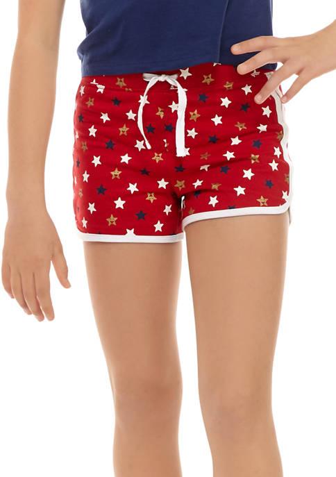Girls 7-16 Dolphin Shorts