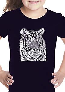 4e4bf702da Bonnie Jean Toddler Girls Toucan Seersucker Dress · LA Pop Art Girls 7-16  Word Art T Shirt - Big Cats
