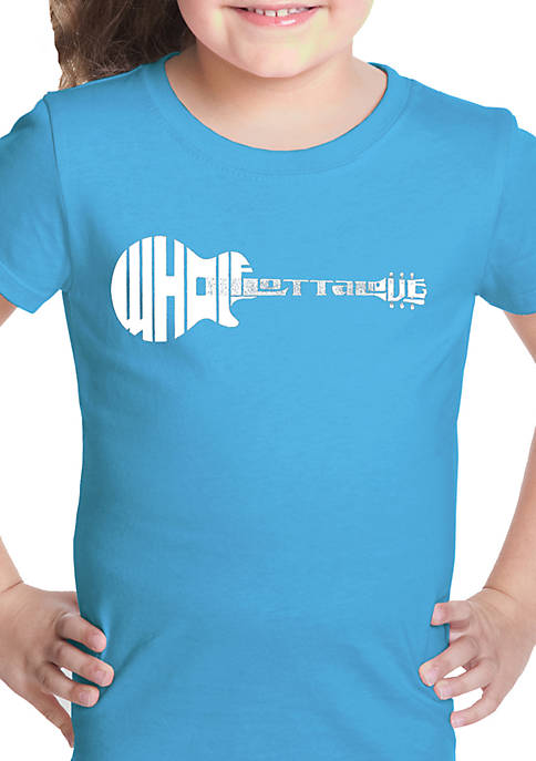 Girls 7-16 Word Art Graphic T-Shirt - Whole Lotta Love