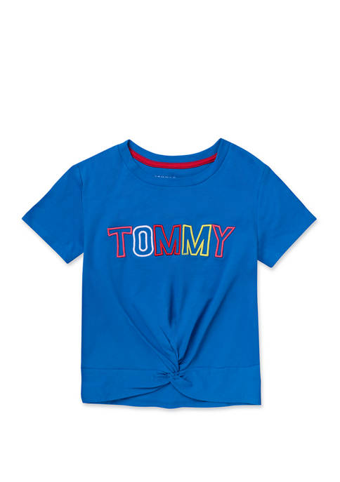 Girls 7-16 Tommy T-Shirt