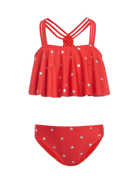 Girls 7-16 2 Piece Nina Bikini Set