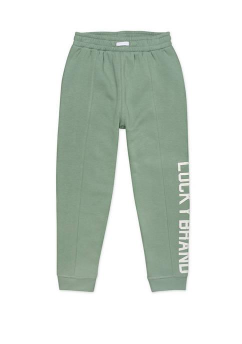 Girls 7-16 Fleece Pants