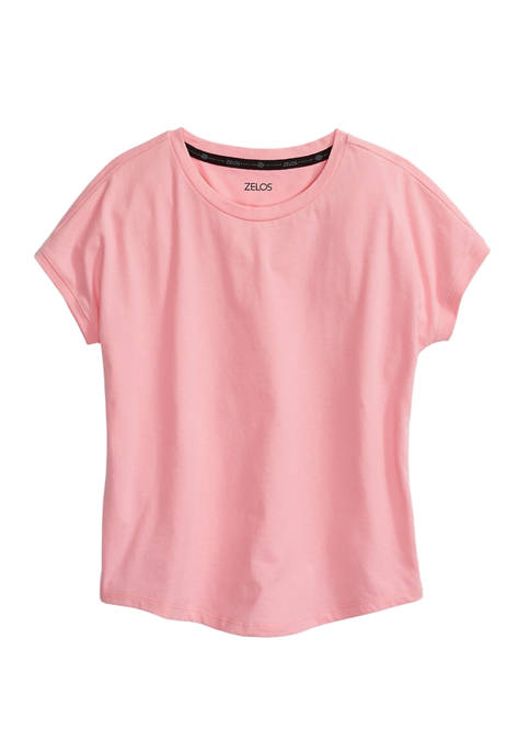 Girls 7-16 Dolman Sleeve Shirt