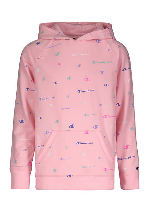 Champion® Girls 4-6x Allover Print Multi Color C