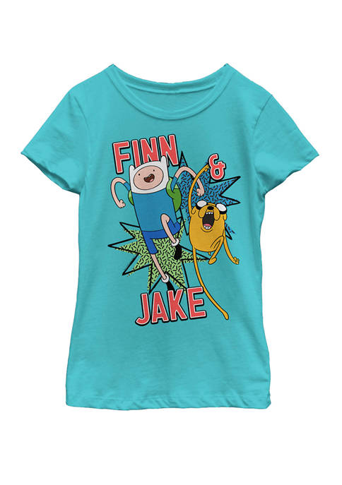 Cartoon Network Adventure Time Finn & Jake Kapows