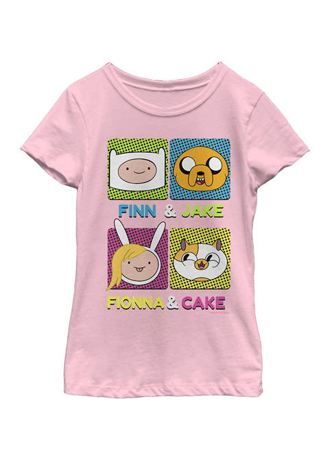 Cartoon Network Girls 7-16 Adventure Time Finn Jake