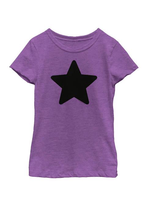 Cartoon Network Steven Universe Amethyst Black Star Icon