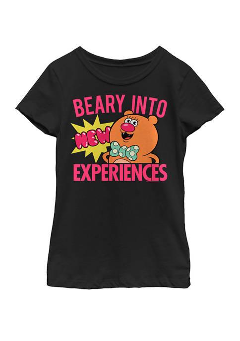 Cartoon Network Girls 7-16 Uncle Grandpa Beary Into