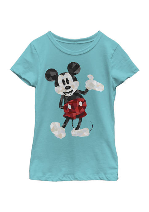 Girls 4-6x Poly Graphic T-Shirt