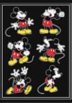 Girls 4-6x Mickey Looks Graphic T-Shirt