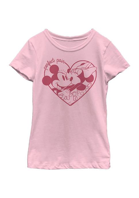 Girls 4-6x Perfect Pair Graphic T-Shirt