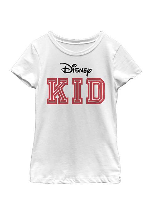 Girls 4-6x Disney Kid Graphic T-Shirt