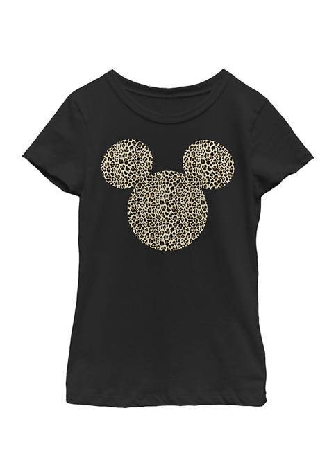 Disney® Girls 4-6x Animal Ears Graphic T-Shirt