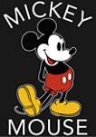 Girls 4-6x Mickey Classic Graphic T-Shirt