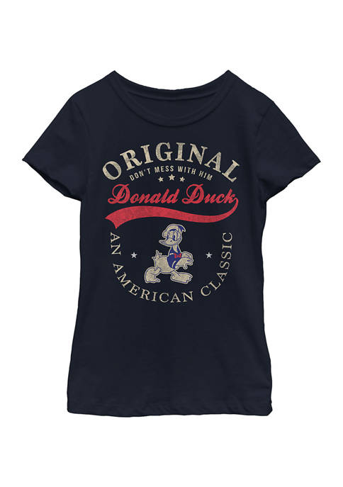 Girls 4-6x The One and Only Donald Graphic T-Shirt