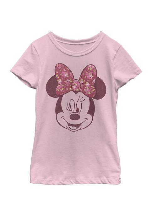 Girls 4-6x Love Rose Graphic T-Shirt