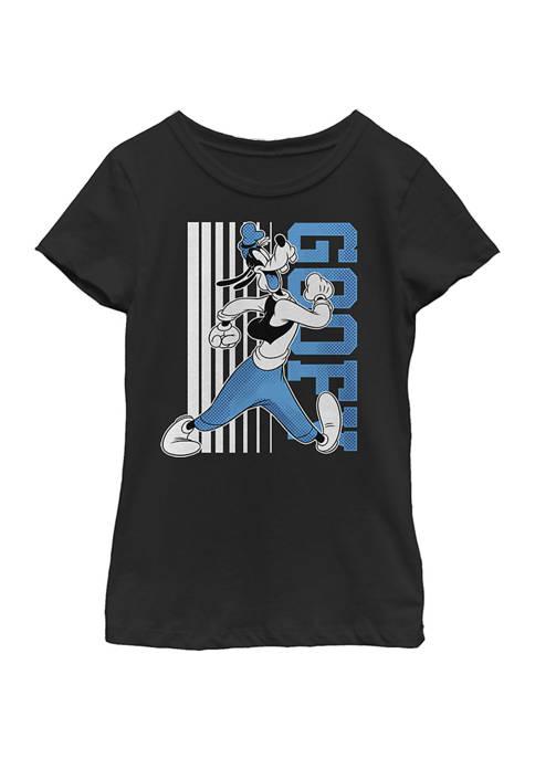 Girls 4-6x Goofy Walks Graphic T-Shirt