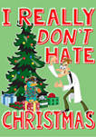 Girls 4-6 Phineas and Ferb Doof Christmas Top