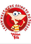 Girls 4-6 Phineas and Ferb Phineas Do Today Top