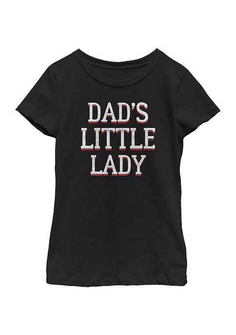 Fifth Sun™ Girls 4-6x Little Lady T-Shirt