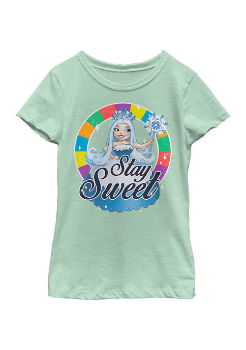 Candy Land Girls 4-6x Sweet Frostine Graphic T-Shirt