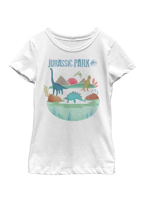 Jurassic World Girls 7-16 Jurassic Park Island Diversity
