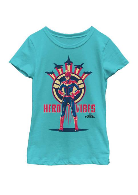 Marvel™ Girls 7-16 Captain Marvel Movie Hero Vibes